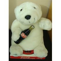 Coca-cola Urso Polar - Pelúcia