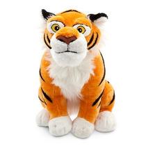 Rajah Tigre Da Jasmine Aladin 33 Cm - Original Disney