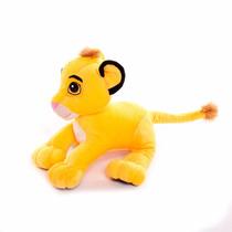 Simba De Pelúcia - Rei Leão Disney Original Long Jump C/ Nf