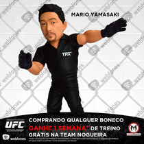 Boneco Ufc Collection Mario Yamasaki Oficial