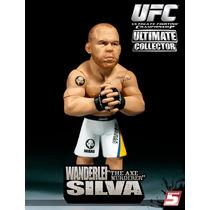 Wanderlei The Axe Murderer Silva - Ufc Round5