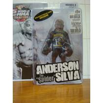 Ufc - Round 5 - Anderson Silva - Exclusivo - Serie 2