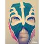 Máscara Rey Mistério - Verde
