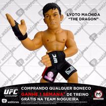 Boneco Ufc Collection Lyoto Machida The Dragon Oficial