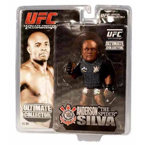 Boneco Ufc Anderson Silva - The Spider - Camisa Do Timão