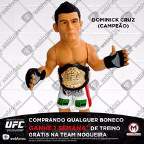 Boneco Ufc Collection Dominick Cruz Oficial