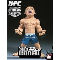 Chuck Lidell - Boneco Ufc - Round 5 - Novo
