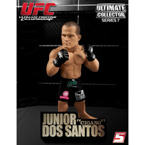 Colecionavel Junior Dos Santos - Ufc Round 5 - Bonellihq