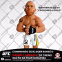 Boneco Ufc Collection Wanderlei Silva Oficial