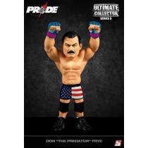 Don Frye Boneco Round 5 Ufc Pride Ultimate Collector Tuf Mma