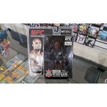 Boneco Anderson Silva - Ufc - Ultimate Collector Round 5