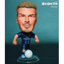 Mini Craque David Beckham Tenho + 75 Craques Diferentes