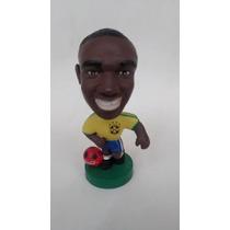Boneco Mini Craque Coca Cola 1998 Soccerstars Cesar Sampaio