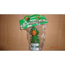 Mascote Do Palmeiras Com Assubio Para Crianças