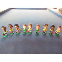 Mini Jogadores Da Seleção Brasileira Da Coca-cola