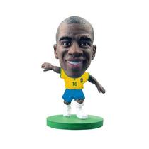 Ramires Futebol Figura - Soccerstarz Brasil Início Kit Toy