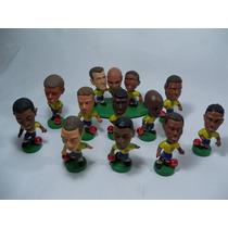 Miniaturas Coca-cola - Seleção Brasileira De Futebol