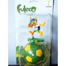 Boneco Fuleco Mascote Copa Brasil 2014 Futebol Tatu Bola
