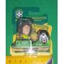 Mini Craque David Luiz 04 Original Cbf Miniatura Boneco Copa