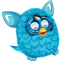 Boneco Hasbro Furby Boom 6297 Teal Pattern