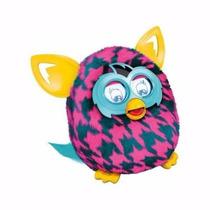 Furby Boom Sunny Hasbro Rosa Em Português