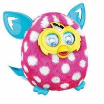 Furby Boom - Rosa Com Branco A4332 - Envio Imediato.