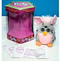 Brinquedo Robô Furby - Novo Aberto Apenas Para Teste.