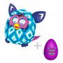 Boneco Furby Boom A6848 Português + Ovo Surpresa