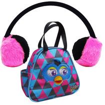 Bolsa Fashion + Protetor De Orelha Furby 41210 Conthey