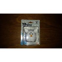 Miniatura Furby Boom Branco Cool Yeti Hasbro Boneco Lacrado