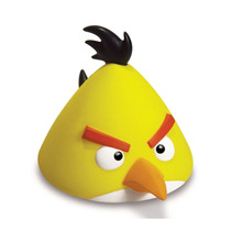 Boneco Angry Birds - Chuck - Grow