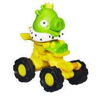 Boneco Novo Angry Birds Go King Pig Basher Original Hasbro