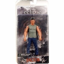 Actions Figure Eclipse Crepúsculo - Jacob- Neca 18 Cm