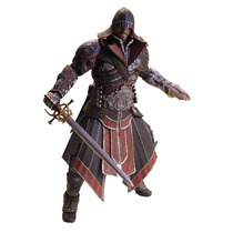 Ezio Ebony - Assassins Creed Brotherhood - Lacrado Neca