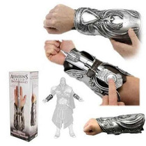 Hidden Blade Assassins Creed Ezio Auditore Pronta Entrega