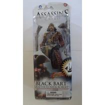 Figura Assassins Creed Series 1 Black Bart - Novo E Lacrado