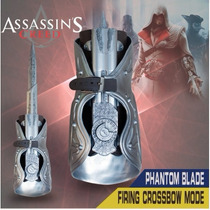 Hidden Blade Assassins Creed Ezio Auditore Frete Gratis!