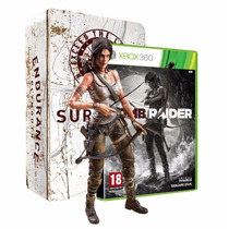 Tomb Raider Collector Edition Action Figure - Square Enix