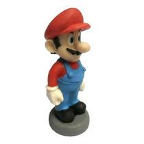 Boneco Super Mario Bros, World De Resina - Pague Com Cartão