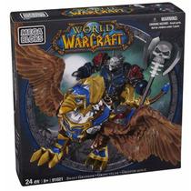 Mega Bloks World Of Warcraft - Swift Gryphon 24 Peças
