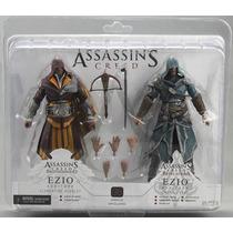 Assasins Creed Revelations Box Com 2 Bonecos