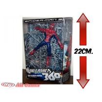 Boneco Action Figure Spider Man - Unleashed 360 - Hasbro