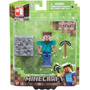 Figura Minecraft Steve Jazwares Pronta Entrega