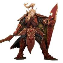 Action Figure World Of Warcraft - Blood Elf Paladin