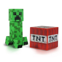 Minecraft Creeper Series 1 Jazwares