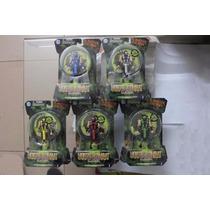 Action Figure Mortal Kombat Klassic Kit Com 5 - Frete Grátis