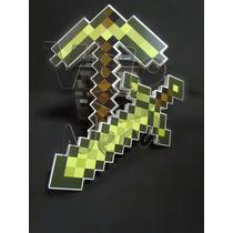 Espada Ou Picareta Minecraft (espada Ou Picareta) -