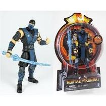 Jazwares Mortal Kombat 9 Subzero 6 Polegadas Mk9