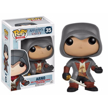 Boneco Funko Pop Games: Assassins Creed Unity - Arno