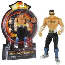 Boneco Johnny Cage Mortal Kombat